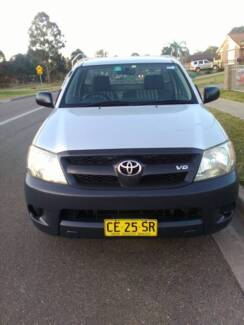 2005 Toyota Hilux Bligh Park Hawkesbury Area Preview