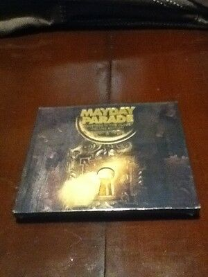 mayday parade monsters in the closet cd deluxe edition factory sealed