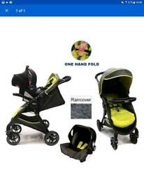Graco Fast Action Sport