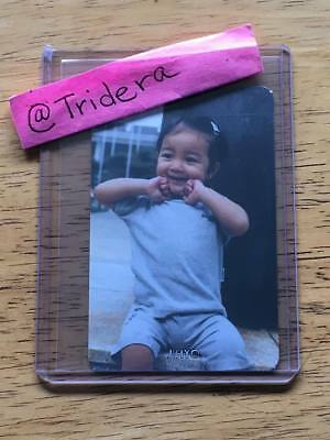 Twice The Story Begins 1st Mini Album Jihyo Baby 2 Photo Card KPOP Official ONCE