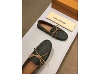 Louis Vuitton Loafers/formal shoes with Dust bad and Box📦