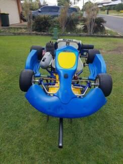 Go kart-  Top Kart (juniors)