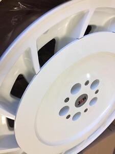 HOLDEN HDT VE 19 inch AERO WHEEL – WHITE also SUIT VK VF