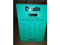 Dualit Food Processor for sale - NEVER OPENED BOX/USED