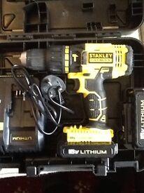 Stanley drill