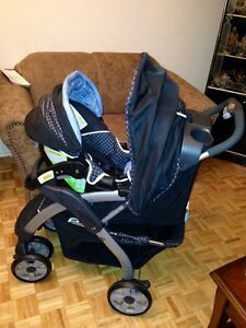 Safety first Lux travel system for sale.