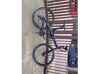 Tern Joe P27 folding bike
