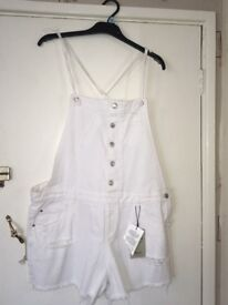 Brand new with tags dungarees