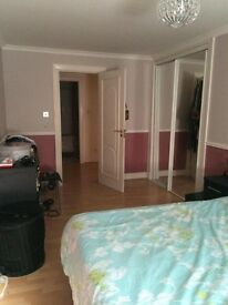 Double room in gorgeous modern flat near City Centre