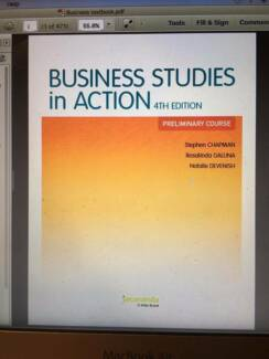 Business Studies In Action 4th Edition Preliminary Course