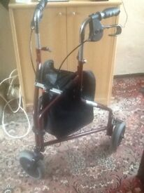 Mobility walking aid good condition, very little used