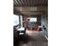 Storage/Workshop for rent Pontardawe