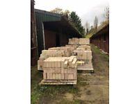 Bradstone concrete bricks new 14x6 inches(350mmX150mm)