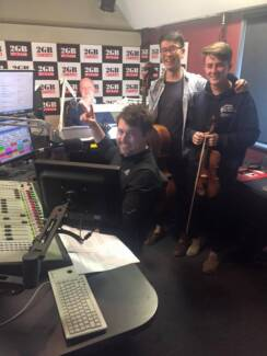Violin Teacher/ Functions and Weddings Summer Hill Ashfield Area Preview