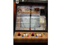 Arcade Retro Mulpity Game machine Mancave