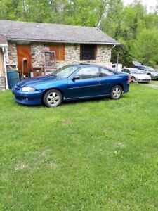 Automatic blue cavalier ! 700 nego !