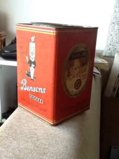 Antique collectible retro kitchen tin memorabilia St Kilda East Glen Eira Area Preview