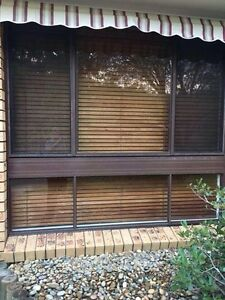 Aluminium windows X 4 Berowra Heights Hornsby Area Preview