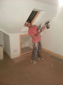 FRIENDLY, RELIABLE AND PROFESSIONAL PLASTERER, NO JOB TOO BIG OR SMALL!!