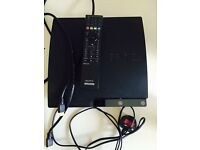 NOW SOLD PS3 with controller and remote control
