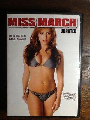 Miss March (DVD, 2009) -