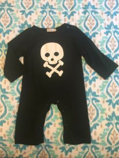 Halloween Brand new baby outfits