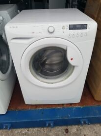 9kg 'Hoover' Digital Washing Machine - Good condition / Free local delivery and fitting