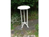 Side table- tall