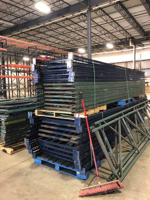 "Pallet Rack 16 X 48"" Upright"