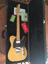 Fender Vintage Hot Rod '50s Telecaster + Case Mount Gravatt Brisbane South East Preview