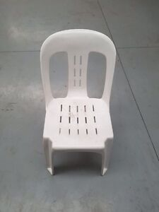Party hire table and chairs from $2.50 per chair and $5.00 per table. Cannons Creek Casey Area Preview