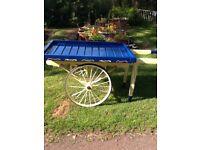 garden hand cart