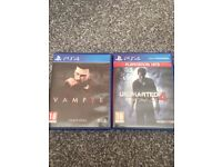 2 PS4 Playstation 4 games