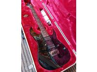 Ibanez Prestige RG652FX Made in Japan (Fender scale/24 fret)