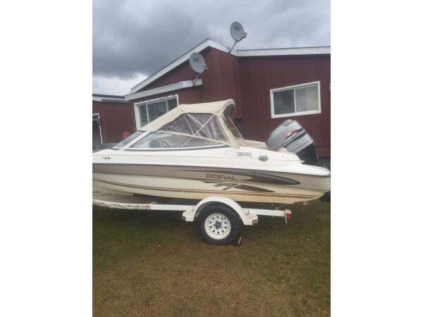 Used 1999 Doral Boats 17'