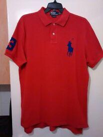 Men's Ralph Lauren Polo Shirt, Size XL