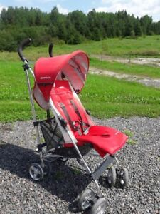 Poussette uppa baby G-luxe