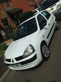 Renault Clio Expression 1.2 5 Door
