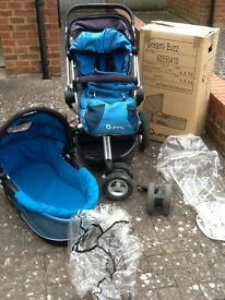 Fantastic Quinny travel system