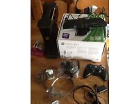 Microsoft Xbox 360 250gb with Kinect