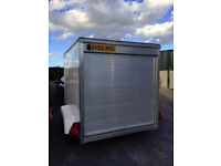 Ranch Box Trailer Knott Chassis