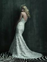 "Allure Bridals ""C184"" Mermaid Wedding Dress RRP$3000 Size 10 Chittaway Bay Wyong Area Preview"