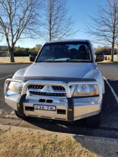 2005 Mitsubishi Pajero SUV Armidale Armidale City Preview