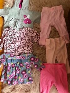Girls clothes size 3-6
