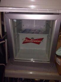 Budweiser mini fridge
