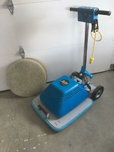 Floor polisher 2000 rpm