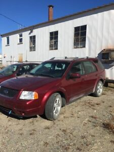 2006 Ford Freestyle 3.0L Limited Edition