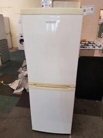 white beko frost free fridge freezer