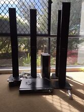 Panasonic viera 5.1 DVD surround sound system with built in FM tuner Warner Pine Rivers Area Preview
