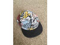Fancy snap back hat